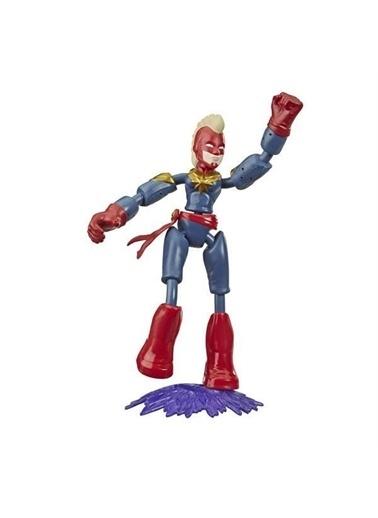 Hasbro Marvel Avengers Avengers Bend & Flex Captain Marvel Figür Renkli